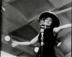 Bert Stern, Anita O'Day, Newport Jazz Festival, 1958