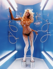 David LaChapelle, Pamela Anderson: Miracle Tan, 2004