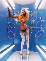 David LaChapelle, Pamela Anderson: Miracle Tan, 2004