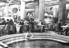 Alfred Eisenstaedt,  Swimming pool in café in Paris Hotel, Paris, 1932