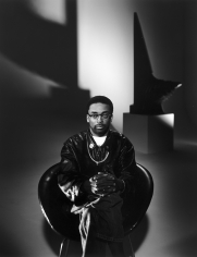 Len Prince, Spike Lee, Interview Magazine, New York, 2000