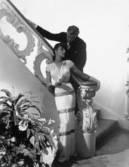 George Hoyningen-Huene, Toni Hollingsworth and Loty Salon, 1941