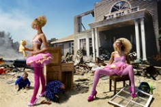 David LaChapelle, Can You Help Us, 2005
