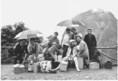 Bert Stern Bert Stern and Crew, Machu Picchu, 1956