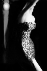 Lillian Bassman Shaped and Supple, Alicia Mendoza, corselet by Warner's, 1954