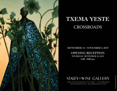 Txema Yeste, Exhibition Invitation