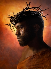 David LaChapelle,  Kanye West: Passion of the Christ, Los Angeles, 2006
