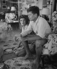 Hy Peskin, John F. Kennedy and Jackie Kennedy, Hyannis Port, 1960s