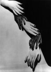 Horst P. Horst, Hands, Hands…, New York, 1941