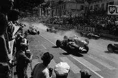 Jesse Alexander, Monaco Grand Prix Start, 1966
