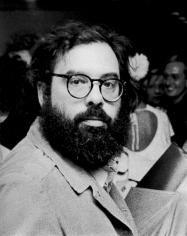 "Ron Galella, Francis Ford Coppola, Opening Night of Richard Avedon's ""Portraits, 1969-1975"", Marlboro Gallery, 1975"