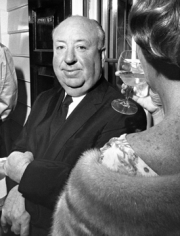 Phil Stern, Alfred Hitchcock, 1950's
