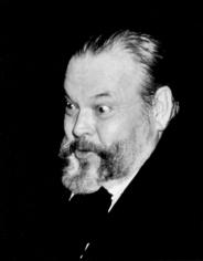 Ron Galella, Orson Welles, Century Plaza Hotel, Los Angeles, 1975