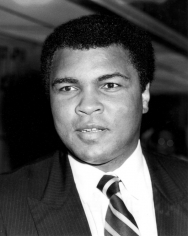 Ron Galella, Muhammad Ali, Beverly Hilton Hotel, Beverly Hills, 1982