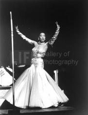 Alfred Eisenstaedt,  Josephine Baker, New York, 1951