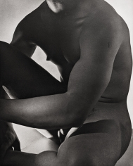 Horst, Male Nude (Frontal), New York, 1952