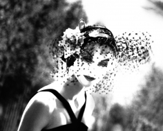 Lillian Bassman Anne Saint-Marie, New York, 1958
