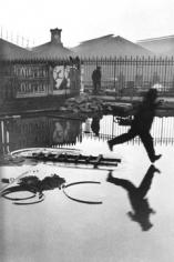 Henri Cartier-Bresson, Derrière La Gare Saint-Lazare, 1932