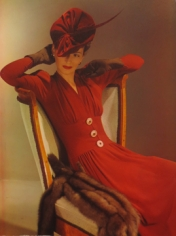 Louise Dahl-Wolfe  Betty McLaughlin