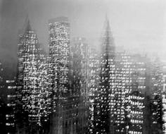 Len Prince, New York City Motion Landscape, 2001