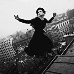 Melvin Sokolsky, Dior Wings, Paris, 1963