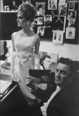 Frank Horvat, Rome Collections, Harper's Bazaar, 1962