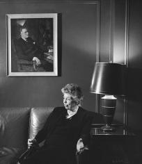 Genevieve Naylor, Eleanor Roosevelt, 1957