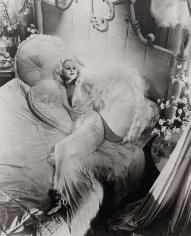 "Harvey White, Jean Harlow in ""Dinner at Eight"", 1933"