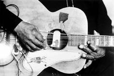 David Gahr, Hands of Big Joe Williams, 1969