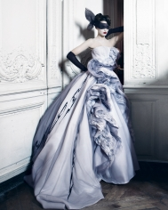 Patrick Demarchelier, Christian Dior Haute Couture, Spring- Summer 2011