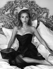Patrick Demarchelier Scarlett Johansson, 2006