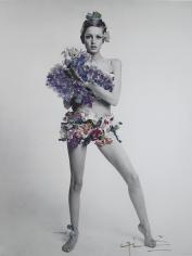 Bert Stern, Twiggy, VOGUE, 1967