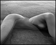 Patrick Demarchelier, Nude, St. Barthelemy, 1994