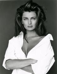 Rico Puhlmann, Paulina Porizkova, Harper's Bazaar, 1992