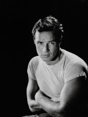 """John Engstead, Marlon Brando in """"A Streetcar Named Desire"""", 1951"""