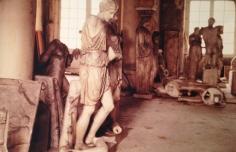 Deborah Turbeville, Statues, Unseen Versailles, 1980