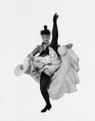 Ormond Gigli, Gwen Verdon Kicking, 1954