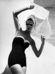 Louise Dahl-Wolfe, Jean Patchett in Grenada, Spain, 1953