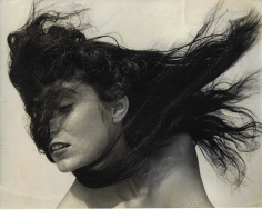Herbert Matter, Nude with Windswept Hair