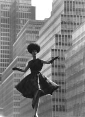 Horst P. Horst, Park Avenue Fashion, 1962