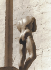 Herb Ritts, Male Nude (Headless), Los Angeles, 1985