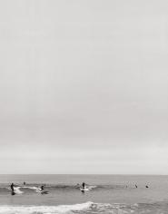 Michael Dweck, Surfing, Montauk, 2002