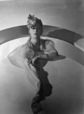 Horst,  Lanvin Fashion, Paris, 1937