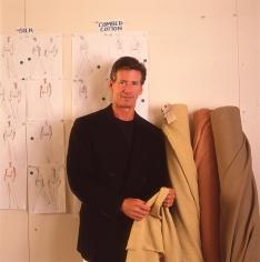 Harry Benson,Calvin Klein, New York, 1989