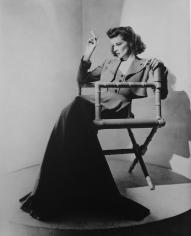 George Hoyningen-Huene, Katharine Hepburn, circa 1938
