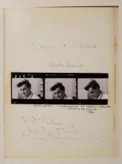 Bert Stern, Bert Stern, 1961