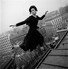 Melvin Sokolsky, Fly Dior, Paris, 1965
