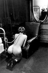 Helmut Newton, Hotel Room, Place de la Republic, Paris, 1976