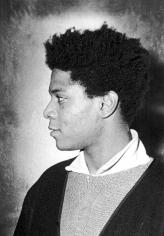Ron Galella, Jean-Michel Basquiat, Arena Nightclub, New York, 1984