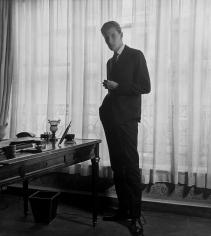 Horst P. Horst, Yves Saint Laurent, Paris, 1958